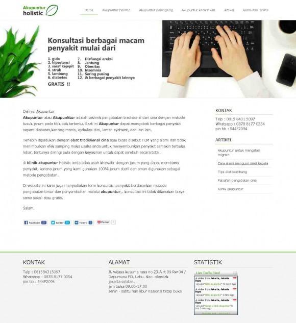 Akupunturholistic.net