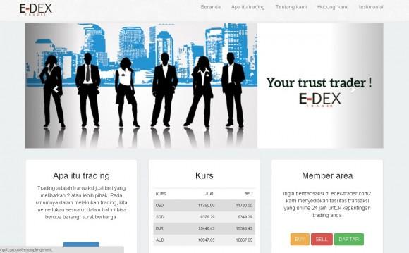 Edex-trader.com