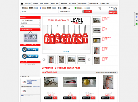 Levelanda.com