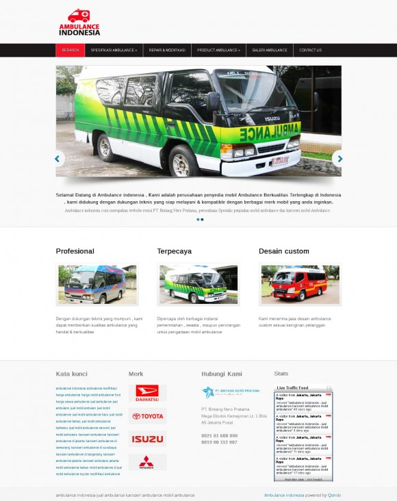 ambulanceindonesia.com