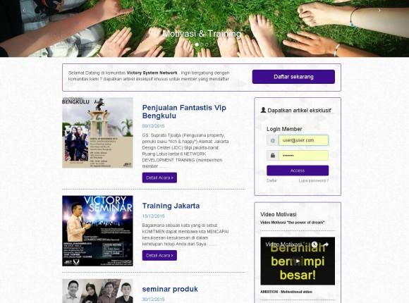 victorysystemnetwork.com