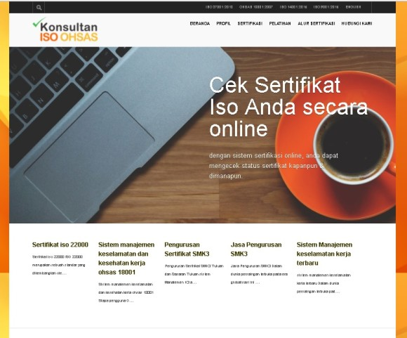 KONSULTANISOOHSAS.COM