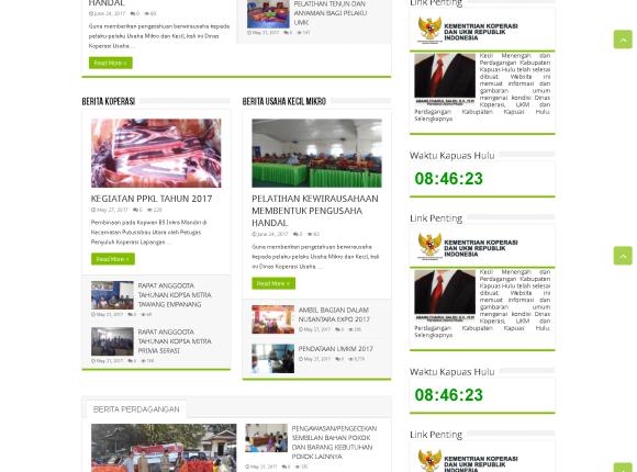 www.diskup.kapuashulukab.go.id