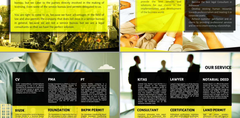 Jasa Design Cetak Company Profile & Website company profile
